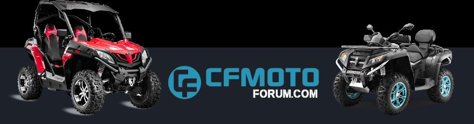 CFMoto Banner